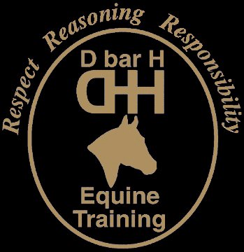DbarH Equine Training. Natural Horsemanship.